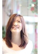 ヘアガーデンチェレステ(hair garden celeste)【hair garden celeste井内彩人】大人可愛いナチュラルセミディ