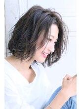 リタへアーズ(RITA Hairs)[RITA Hairs]mixカールで作る大人ボブ☆ウェーブ風 #2