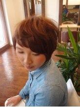 ソラ ヘアデザイン(Sora Hair Design)POPガーリー☆