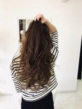 リラシー ヘアーアンドビューティー 龍ケ崎店(RELASY hair&beauty)イルミナカラーでイメチェン♪