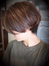 オッヂヘア(oggi hair)クールショート
