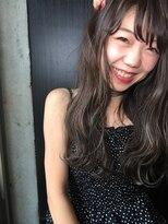 フェス カットアンドカラーズ(FESS cut&colors)赤味を消したグレーカラー【福岡美容室FESS】