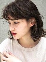 ヘアサロンエムピーズ イケブクロ(HAIR SALON M P's 池袋)インナーカラー☆ミディ