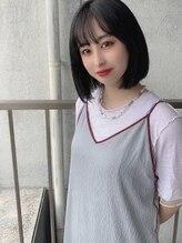 ヘアスタジオ アルス 御池店(hair Studio A.R.S)長瀬 有実
