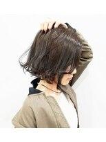 エイム ヘアメイク 横川店(eim HAIR MAKE)かっこかわいい☆ハンサムボブ
