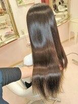 デザインヘアーピアジェ 八木店(DESIGN HAIR PIAGET)透明感KIRARA王道ツヤ髪!光の当たり方でお色が違って見える