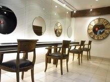 アーティスト アンク 初台店(artist anq)の雰囲気(1席1席がゆったりとした個室感漂う大人の為のラグジュアリー空間)