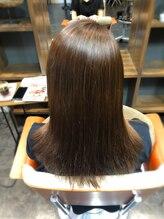 ヘアーデザイン サヴロ(HAIR DESIGN SAVRO)サラサラ☆縮毛矯正でお手入れ簡単ストレートヘア!