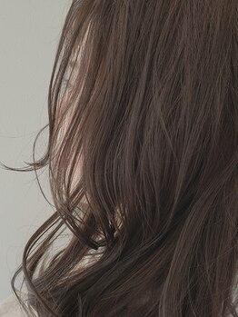 チャボッ(chabott)の写真/【今から本格的なヘアケアを!】豊富な知識をもつケアリストが在籍☆あなたの美髪をプロデュース!