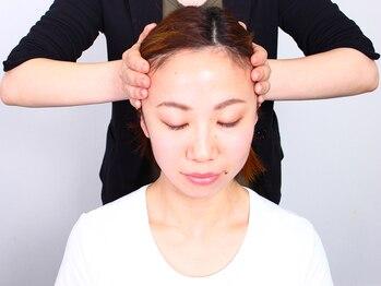 アクセスムーン 石岡店(Access Moon)の写真/健康的な艶のある美髪へ♪髪のハリ・コシUP★癒されながら頭皮環境を整えるリピーター続出のヘッドキュア◎