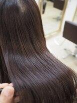 リリーズ ヘア(Lily's Hair)艶髪♪ダークピンクアッシュ