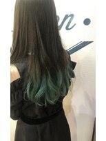 ロダ ヘアー(RODA hair)夏から秋にかけてカラー