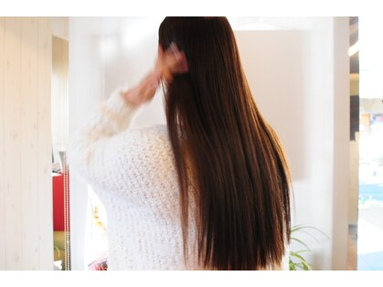 ヘアーズ テリア(hair's Teria)の写真