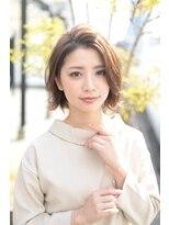 サンク ドリームプラザ店(CINQ)【CINQ】大柳 30代40代大人気ヘルシーショート