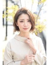 サンク ドリームプラザ店(CINQ)【CINQ】大柳 30代40代センシュアルショート