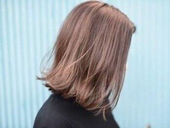 ヘアサロン ケッテ(hair salon kette)の写真/ハイレベルを提供する、ワンランク上の美容室kette―。実力派Stylistがあなただけの似合わせStyleをご提案!