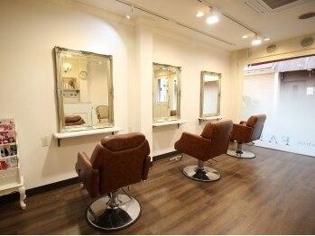 ヘアーシップ ファーロ(Hair ship FARO)の写真/施術・接客・お店の雰囲気…どれをとっても魅力がいっぱいのFARO☆ずっと通える本命サロンになれるはず♪