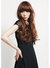 ルチア ヘア プリュイ 心斎橋南船場店(Lucia hair pluie)クールウェーブロング【Lucia hair pluie心斎橋南船場店】