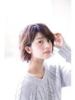 ☆大人かわいいゆるふわショート☆【carina】