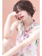 ラフィス ヘアー ホーム JR尼崎店(La fith hair Home)【Lafith】大人女子必見☆ラフウェーブボブスタイル