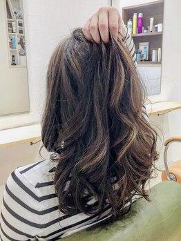 ヘアートープ ウニコ(life and hair design Hair Tope unico)の写真/【ヘアカラーコンテスト受賞歴あり☆】トレンドをおさえたセンス抜群のスタイルでワンランク上のあなたに!
