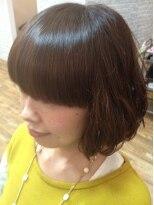 ヘアスペース ルーツ(Hair space Roots)ふんわりボブ