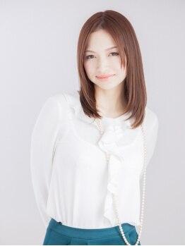 ヘアナヴォーナ (hair NAVONA)の写真/真っ直ぐすぎない、自然で柔らか質感のストレートヘアに感動☆朝楽スタイリングで可愛くなれる優秀hair♪