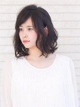 プログレス 立川若葉店(PROGRESS)ボブ×黒髪×ウェーブ