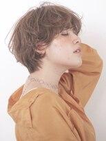 ビジョンアオヤマ (VISION aoyama)【VISION】マニッシュショート♪