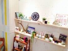 ヘアールーム ライフズ(hair room LIFE'S)の雰囲気(オシャレな空間でリラックスできる。エスプレッソマシンもあり○)