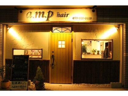 アンプヘアー(a.m.p hair)の写真