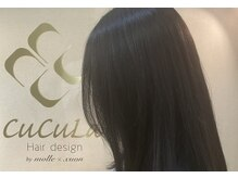 ククラ ヘアーデザイン バイ モーレ クオン(CuCuLa Hair design by molle × xuon)