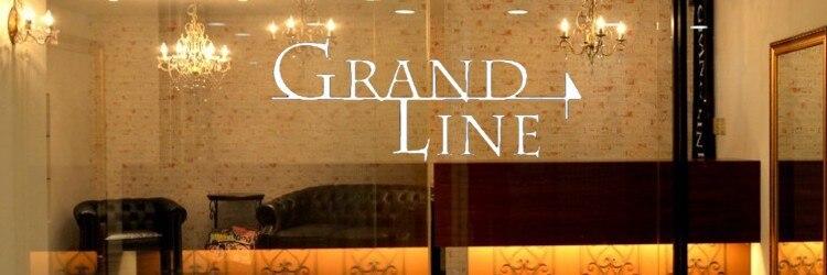 グランドライン(GRAND LINE)のサロンヘッダー