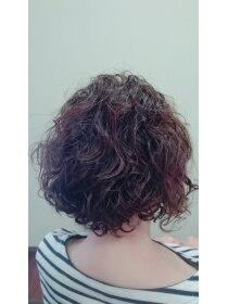 ヘアプロデュース ムース(Hair Produce MU SU)ふんわりくるくるパーマ