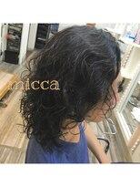 ミッカ(micca)【micca下北沢】メンズロングスパイラルパーマ