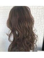 テラスヘア(TERRACE hair)ウルフ×アッシュベージュ
