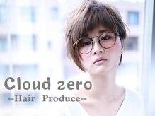 クラウドゼロ(Cloud zero)の雰囲気(池袋で ショート ならぜひお任せを♪)