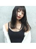 フェス カットアンドカラーズ(FESS cut&colors)パールグレージュナチュラルスタイル『FESS 鶴丸』
