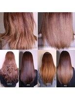 ラバフロー 小野原店(LAVA FLOW)髪質改善サイエンスアクアトリートメント