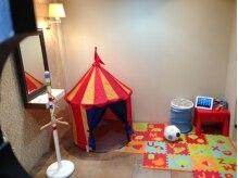 ハートランド(HEART LAND)の雰囲気(個室でお子様と一緒に、ゆったり安心。同じ空間で施術致します。)