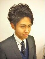 ヘアーアンドメイク ポッシュ 根岸店(HAIR&MAKE POSH)メンズ人気NO1☆ショート2ブロック