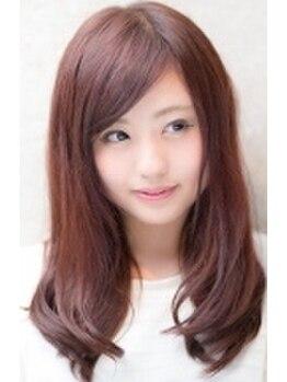 グロウ(glow)の写真/頭皮マッサージで頭皮環境改善★皮脂・汚れを取り除き、健やかな頭皮・髪を導きます…♪血行促進効果も◎