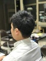 【ayame大泉学園】メンズ_刈り上げ_ショートヘア_ビジネスヘア