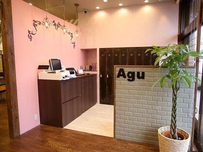 アグ ヘアー ソレイユ 市野イオン前店(Agu hair soleil)の写真