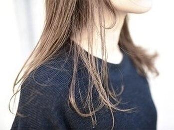 ヘアサロン ケッテ(hair salon kette)の写真/【平日限定!フローディアTr+イルミナorアディクシーカラー¥5500】『ドキッ』とさせる女っぽヘアをご提供♪