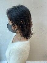 センスヘア(SENSE Hair)【30代にオススメ】揺らぐミディアムレイヤー☆