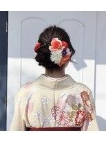 袴&振袖※卒業式&成人式スタイル49