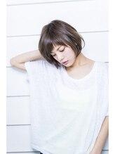 デパール 南青山 ハナレプラスディー(depart/HANARE+d)乾かせば決まる髪