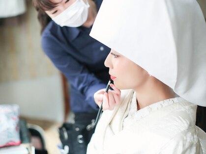 ヘアーアンドメイクアマレット(Hair&Make amaretto)の写真