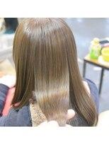 ポタム 東中野(potamu)東中野でナチュラルな酸性縮毛矯正をお探しの方に